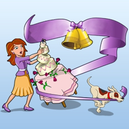 Wedding Dash - The makers of Diner Dash® bring you more plate-spinning fun, wedding style! - logo
