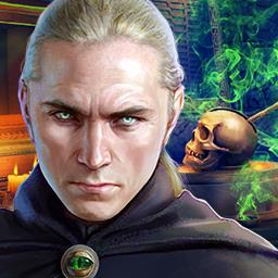 Witches Legacy Slumbering Darkness - Save your family from evil. Play the hidden object game Witches Legacy Slumbering Darkness! - logo