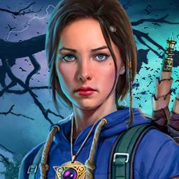 Witches Legacy: The Ties That Bind - Edward is missing, searching for his past, in the hidden object game Witches Legacy The Ties That Bind! - logo