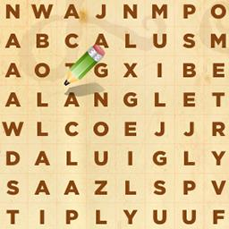 Word Search 2 - Spot words by scanning up, down, across, and diagonal! Word Search 2 is the classic FREE game with new graphics, themes, and hints. - logo