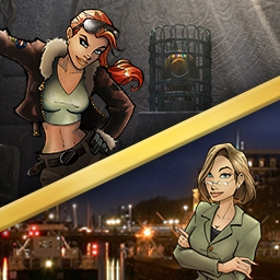 Youda Legends Pack - Get the two popular, Youda Legend hidden object games, The Curse of the Amsterdam Diamond and The Golden Bird of Paradise, for the price of one! - logo