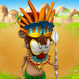 Youda Survivor 2 Online - In Youda Survivor 2, go back to the island where it all began and start a time- management adventure that will change you forever! Play online today! - logo